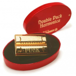 Double Puck CG Губная гармошка HOHNER (Германия)