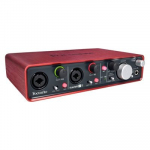 Focusrite Scarlett 2i4 2nd gen USB-интерфейс