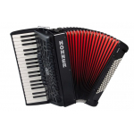 HOHNER The New Bravo III 96 (A16721) black - аккордеон 7/8