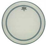 "16"" Remo ambassador coated SMOOTH WHITE"